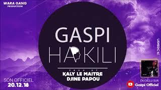 Gaspi - HAKILI ( Son Officiel )