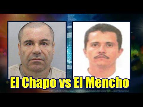 El Chapo vs El Mencho