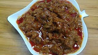 চট্টগ্রামের ঐতিহ্যবাহী মেজবানি মাংস রান্না/Chittagong's traditional mejbani beef cooking/Mejban