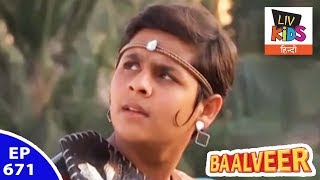 Baal Veer - बालवीर - Episode 671 - Manav Is Trapped
