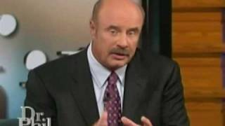 Dr. Phil - Being Gay Is Not A Fad