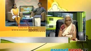 Interview : Malathi. G. Menon (Thiruvathirakali choreographer ) in Varthaprabhatham