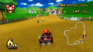 Mario Kart Wii - 150cc Mushroom Cup Grand Prix