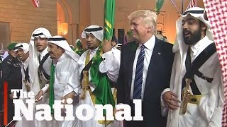 Trump calls on Muslim leaders to drive out terrorists