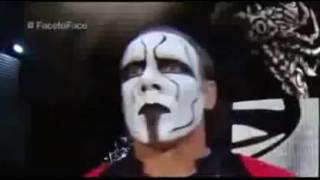 Sting vs Triple H Segment WWE Fastlane 2015