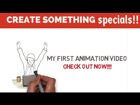 How To Make Whiteboard Animation Video On Android Or PC - Full Tutorial