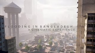 Bangladesh - The Flood of 1998 |school project|