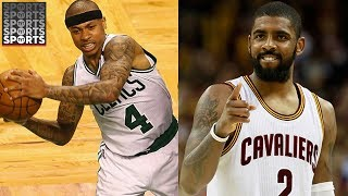 What Do the Cavs and Celtics Look Like with Isaiah Thomas and Kyrie Irving
