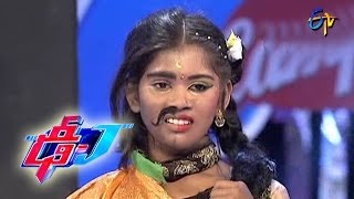 Pattu Pattu Cheyye Pattu Song - Varshini Performance - 31 - Dhee Juniors - ETV Telugu