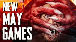 Top 10 NEW Games Of MAY 2018