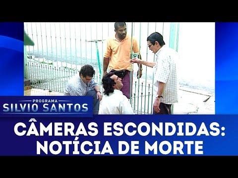 Notícia de Morte | Câmeras Escondidas (24/06/18)