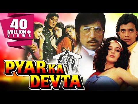 Xxx Mp4 Pyar Ka Devta 1991 Full Hindi Movie Mithun Chakraborty Madhuri Dixit Nirupa Roy 3gp Sex