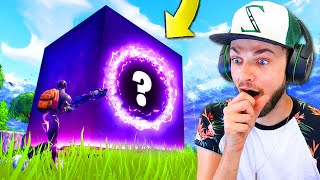 What's INSIDE the CUBE? - Fortnite NEW DISCOVERY!