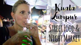 Kuala Lumpur Night Market   Cheras Pasar Malam Taman Connaught