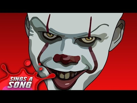 Xxx Mp4 Pennywise Raps A Song Stephen King S It Parody 3gp Sex