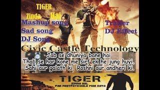 Tiger Zinda Hai 2017 Mash Up Movie Song With Dj Mix Performed By Salman Khan And Katrina Kaif
