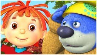 | براعم روزي | رسوم متحركة للاطفال | كارتون | Baraem tv ||| الحيوانات و في الهواء الطلق