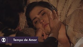 Tempo de Amar: capítulo 97 da novela, quinta, 18 de janeiro, na Globo