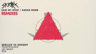 Skrillex - Ragga Bomb (Feat. Ragga Twins) [Skrillex & Zomboy Remix]