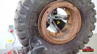 11 Zirve 14  56 Heavy Duty Truck Tyre Changer