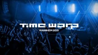Pan-Pot LIVE @ Time Warp 2015 (Mannheim, Germany)