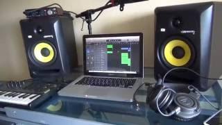 My Home Studio Setup