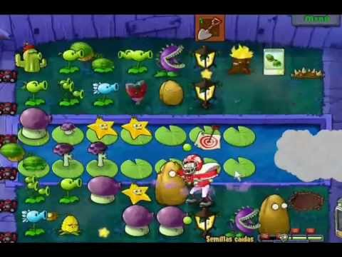 Guia Plantas vs Zombies MINIJUEGOS Semillas caidas