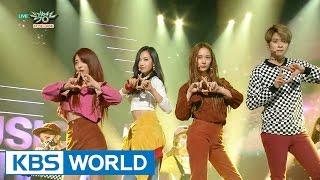 Music Bank - English Lyrics   뮤직뱅크 - 영어자막본 (2015.11.14)
