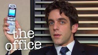 Michael Keeps Calling Ryan  - The Office US