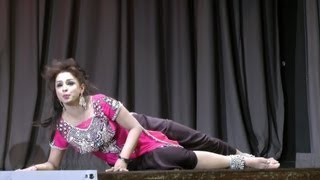 Nida Choudhry's Dance in Jamshed Riaz's HELLO DARLING Comedy Show HD