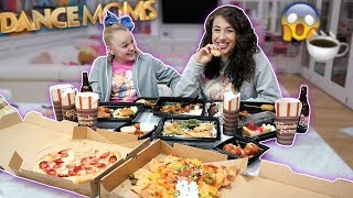 MUKBANG W/COLLEEN!! (Dance Moms, Boyfriends, Baby Names and More!)