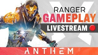 Ranger Javelin Gameplay – Anthem Developer Livestream from January 17