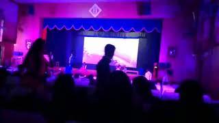 college fest group dance...(Deewani mastani,Desi girl ,Badrinath ki dulhania,nepali ki chori hu ma)