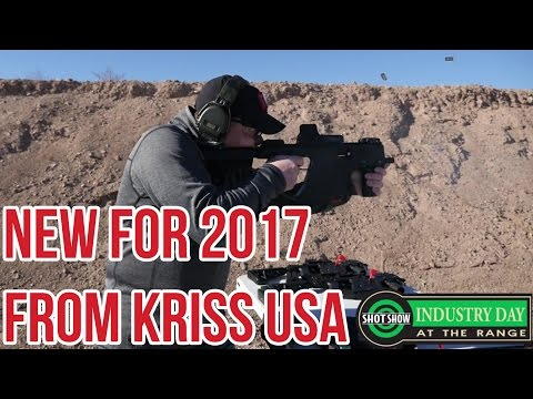watch New Products From KRISS USA | Shot 2017