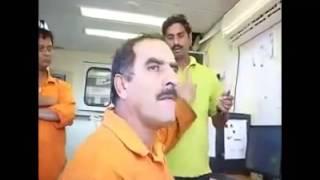 انگلیسی حرف زدن یک ایرانی به نام اقا بهروز
