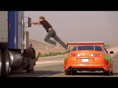 Xxx Mp4 FAST And FURIOUS Truck Chase Civics Supra Vs Peterbilt 1080HD 3gp Sex