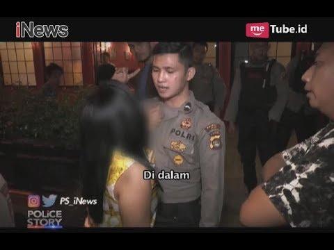 Memanas! Tolak Tes Urin, Pengunjung Diskotik Tampar Petugas Part 02 - Police Story 1402