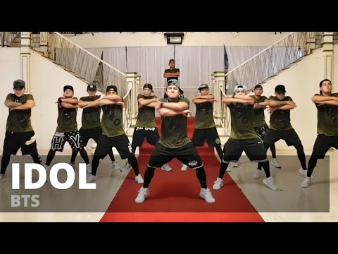 IDOL by BTS | Zumba® | KPop | TML Crew Camper Cantos