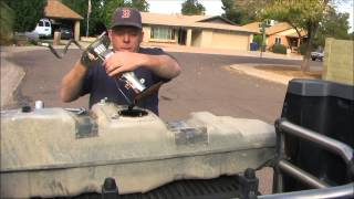 2002 Ford F-150: Replacing the Fuel Pump