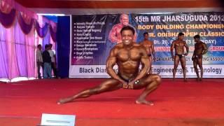 JSGLIVE.IN - Debasish Dutta Winner of Mr. Jharsuguda & Mr. Odisha Title