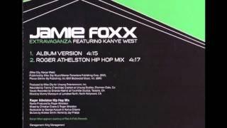 Jamie Foxx 'Extravaganza' Roger Athelston Remix 2006