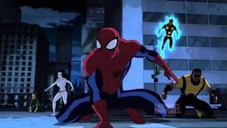 Ultimate Spider Man - Season 2, Trailer
