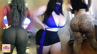 chyna_chase_  - This Thick Queen Doesn't like You See Her Face