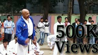 Rubel vaier karate fight