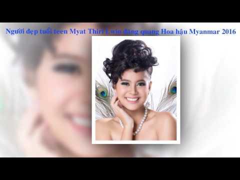 Xxx Mp4 Người đẹp Tuổi Teen Myat Thiri Lwin đăng Quang Hoa Hậu Myanmar 2016 Love Tivi 3gp Sex