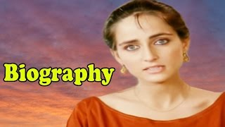 Sanjana Kapoor - Biography