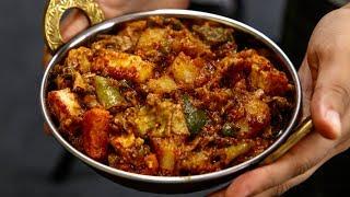 ये मिक्स वेज सब्जी खाने के बाद आपको सब्जियों से प्रेम हो जाएगा - mix veg sabzi - CookingShooking
