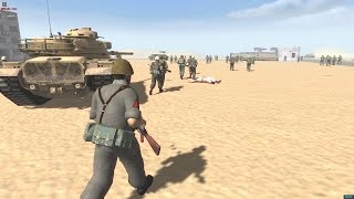 Operation Badr Iran Iraq War (Men of War Red Rising Mod)