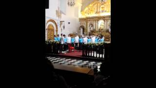 The Voice of the Holy Rosary Choir sings Aba Ginoong Maria and Kruhay
