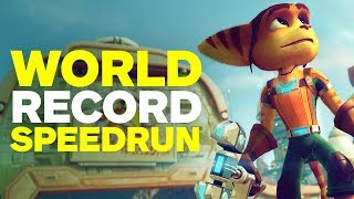 Ratchet and Clank Can Be Beat In 27 Minutes (Speedrun)